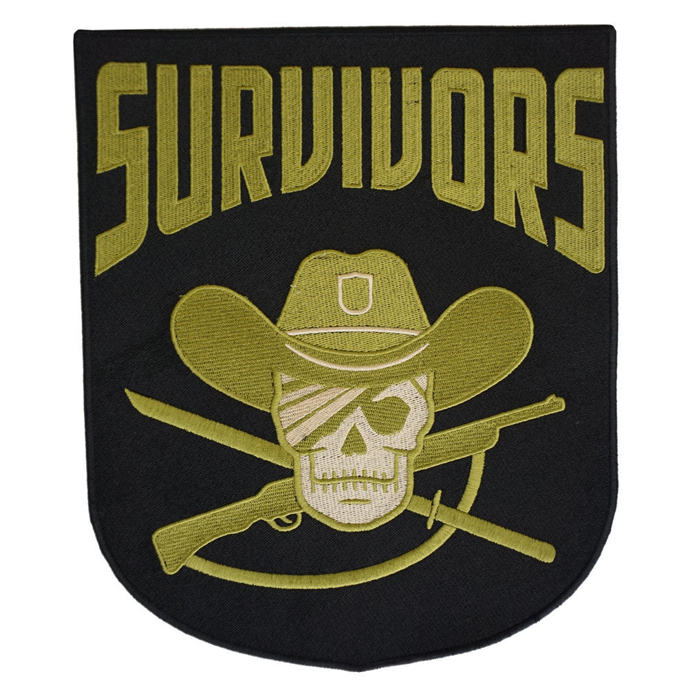 "THE WALKING DEAD - Survivors Faction 5"" Patch"