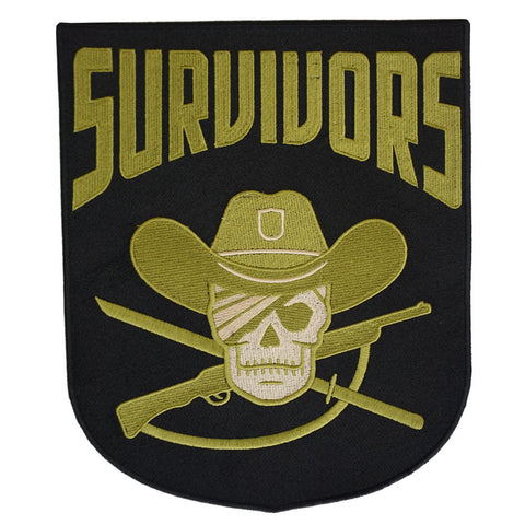 "THE WALKING DEAD Survivors Faction 5"" Patch"