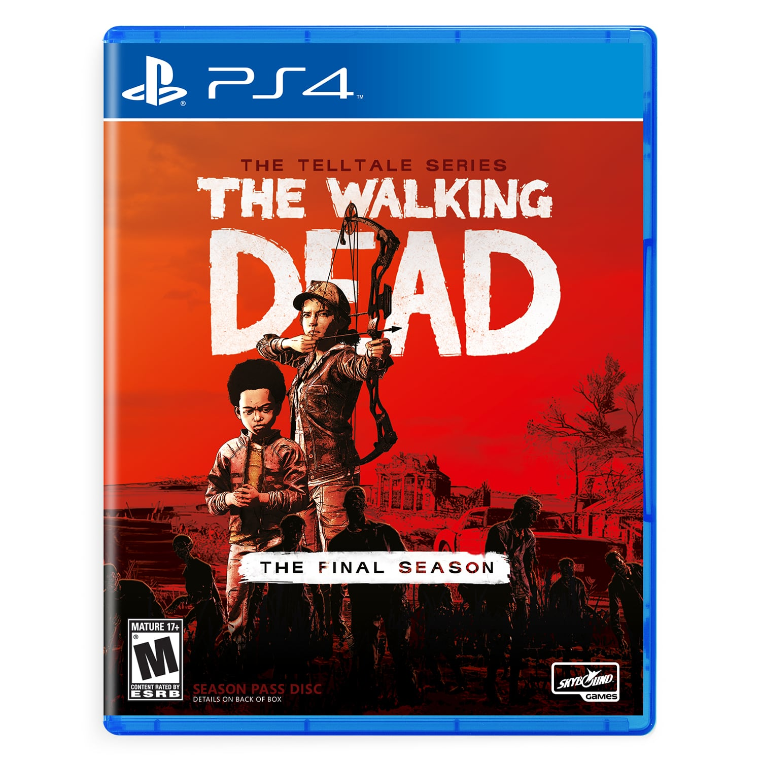 Telltale's The Walking Dead: Season 4 - The Final Season