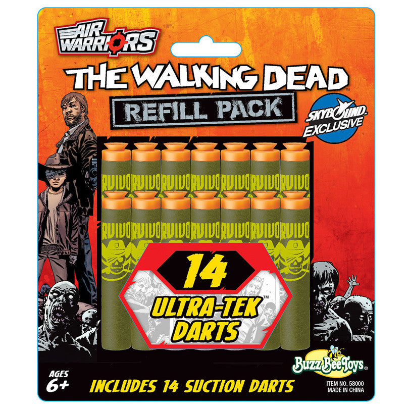 THE WALKING DEAD Foam Dart - Refill Pack
