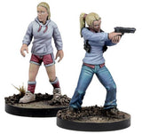 THE WALKING DEAD: All Out War Miniatures Game  - Andrea Booster
