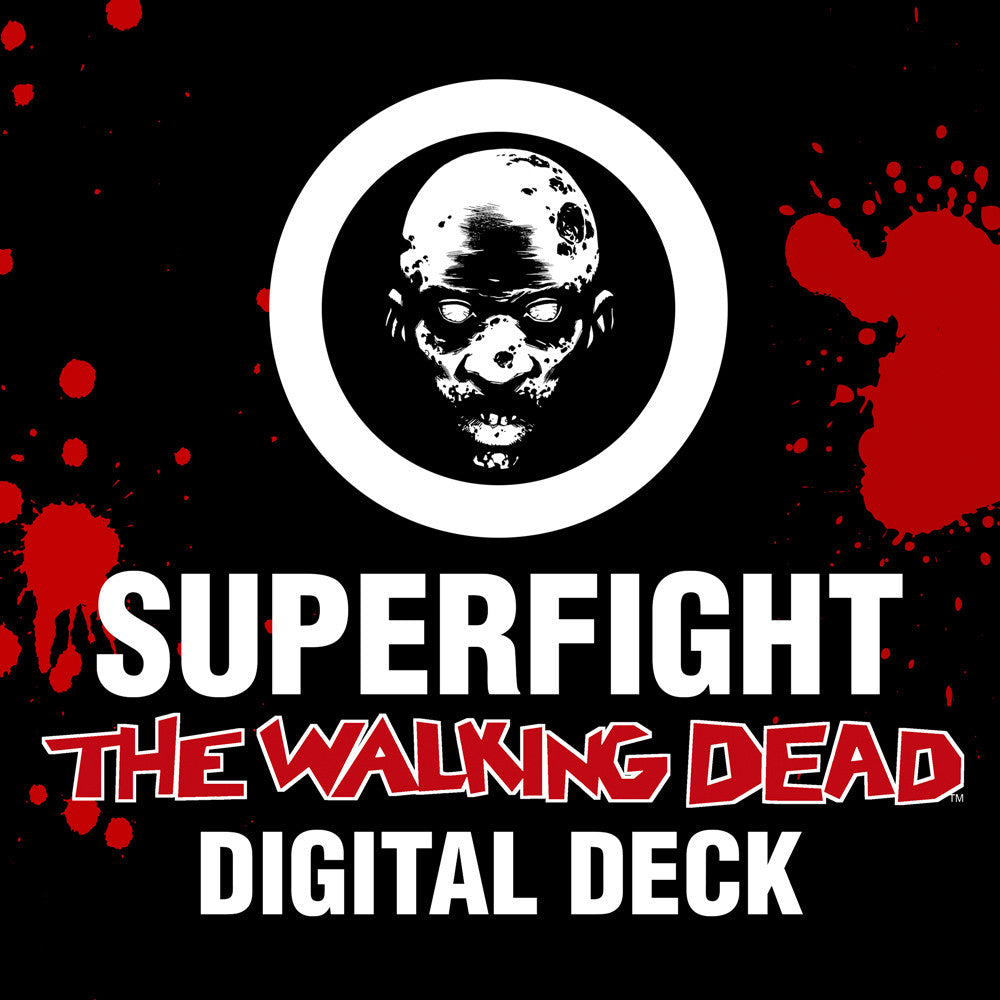 SUPERFIGHT: THE VIDEO GAME - The Walking Dead Digital Deck Download