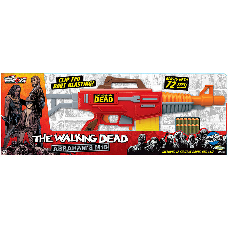 THE WALKING DEAD Foam Dart - Abe's M16