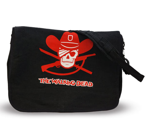 THE WALKING DEAD Survivors Logo Messenger Bag