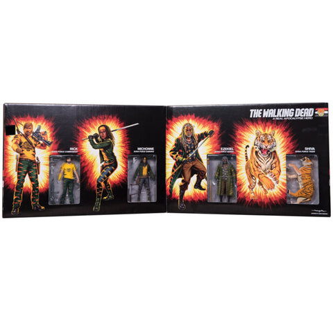 THE WALKING DEAD Shiva Force Action Figure Box Set (Regular)
