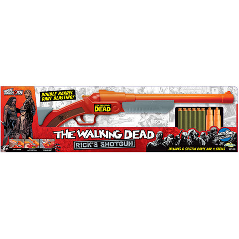 THE WALKING DEAD Foam Dart - Rick's Shotgun