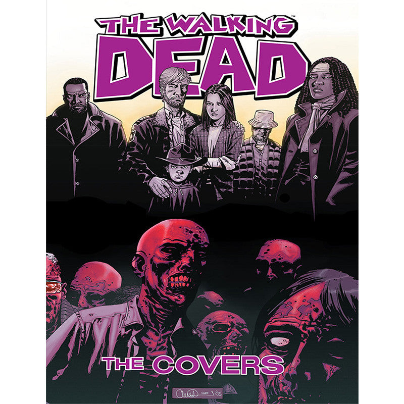 THE WALKING DEAD - 'THE COVERS'