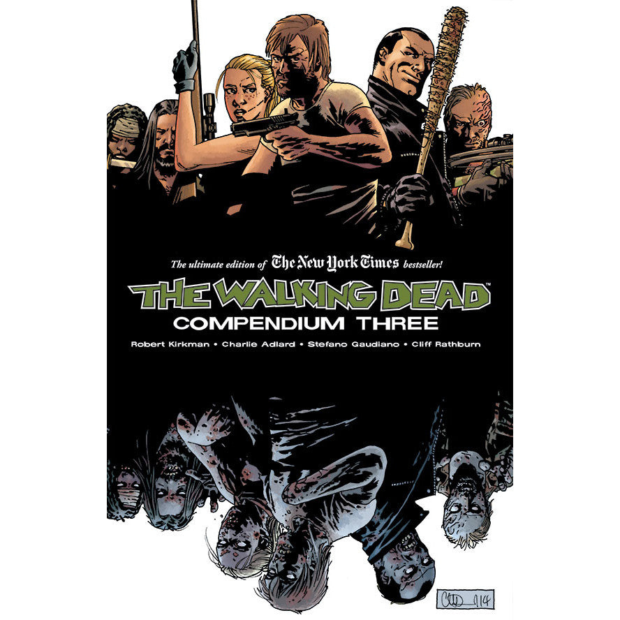 THE WALKING DEAD: Compendium 3 | Issues #97-144