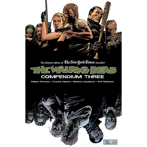THE WALKING DEAD Compendium 3 | Issues #97-144