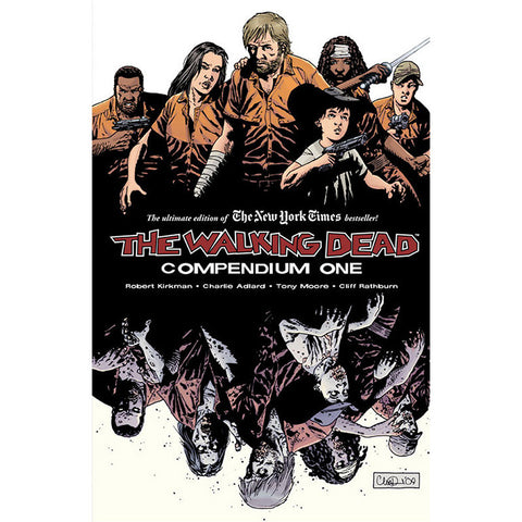 THE WALKING DEAD: Compendium #1 (One) | Issues #1-48