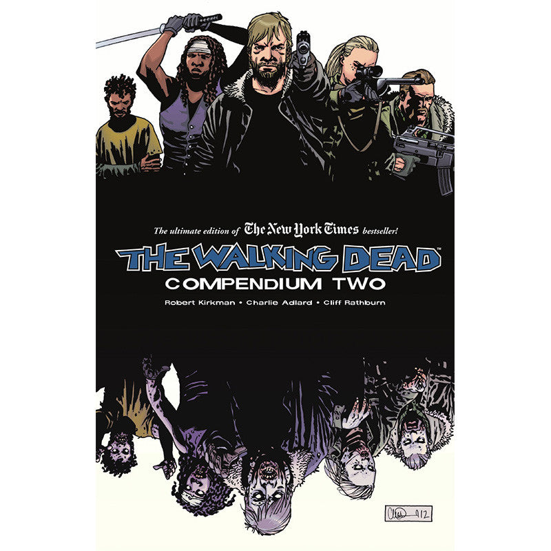 THE WALKING DEAD: Compendium 2 | Issues #49-96