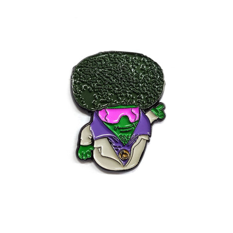 TELLTALE'S THE WALKING DEAD - Disco Broccoli pin