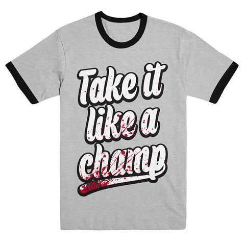 "THE WALKING DEAD: ""Take It Like a Champ"" T-Shirt"