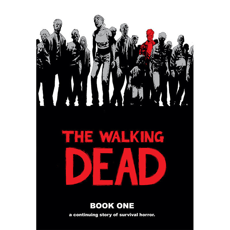 THE WALKING DEAD Book 1 Hardcover | Issues #1-12