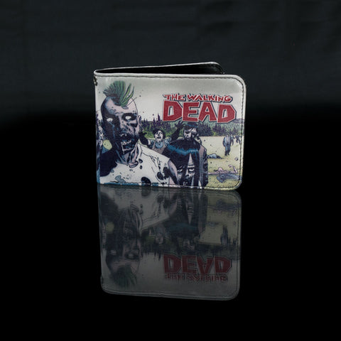 THE WALKING DEAD - Zombie Mohawk Wallet