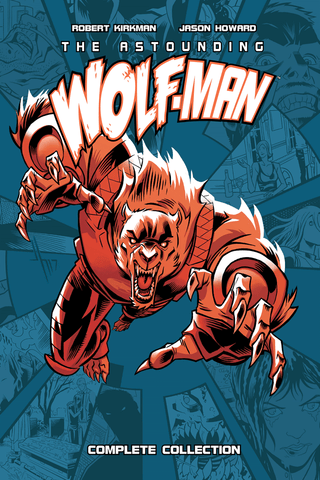 THE ASTOUNDING WOLF-MAN Complete Collection Hardcover