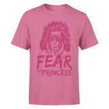THE WALKING DEAD Fear The Princess T-Shirt