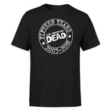 THE WALKING DEAD 15th Anniversary Logo T-Shirt