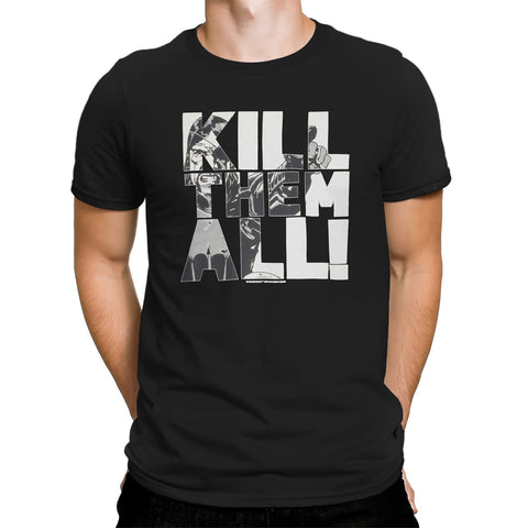 "THE WALKING DEAD: ""Kill Them All"" T-Shirt"
