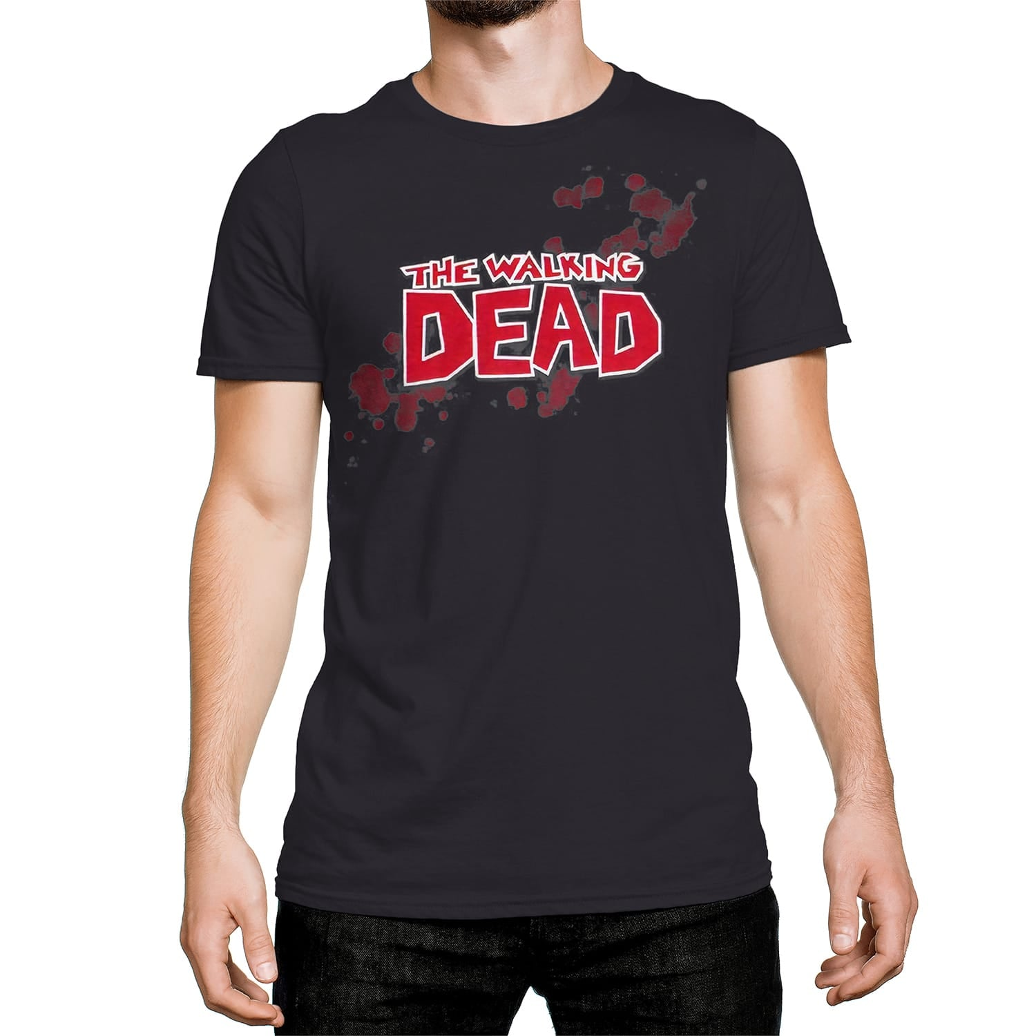 "THE WALKING DEAD: ""Blood Logo"" T-shirt"