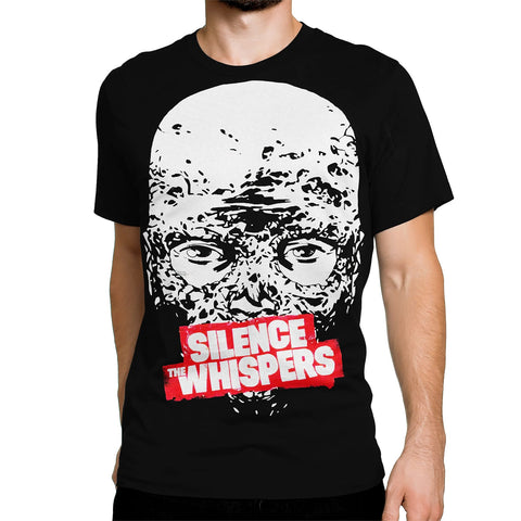 THE WALKING DEAD Silence the Whispers T-Shirt