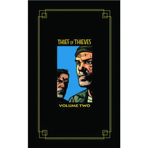 "THIEF OF THIEVES Volume 2 - ""Help Me"" Limited Edition Hardcover"