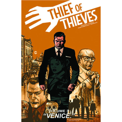 "THIEF OF THIEVES: Volume 03 - ""Venice"""