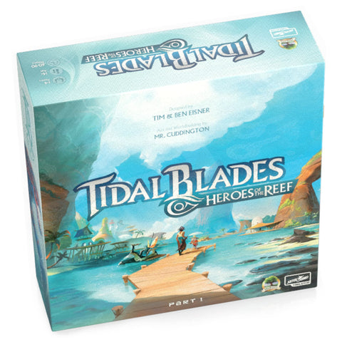 Tidal Blades: Heroes of the Reef - Pre Order