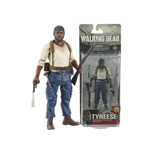 AMC's THE WALKING DEAD TV Series 5 Tyreese Action Figure