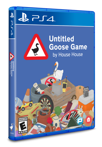 Untitled Goose Game (Pre Order)