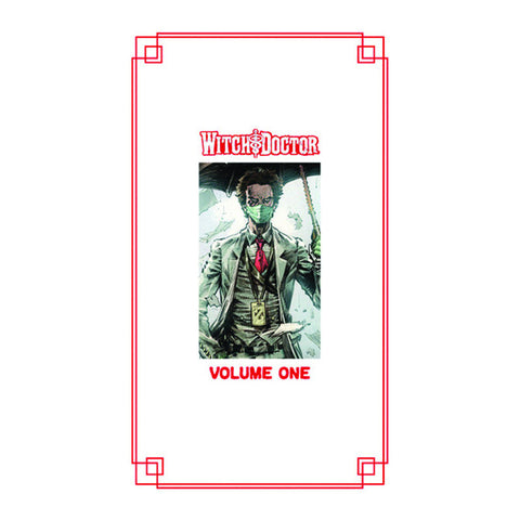 WITCH DOCTOR Volume 1: Under the Knife Limited Edition Hardcover