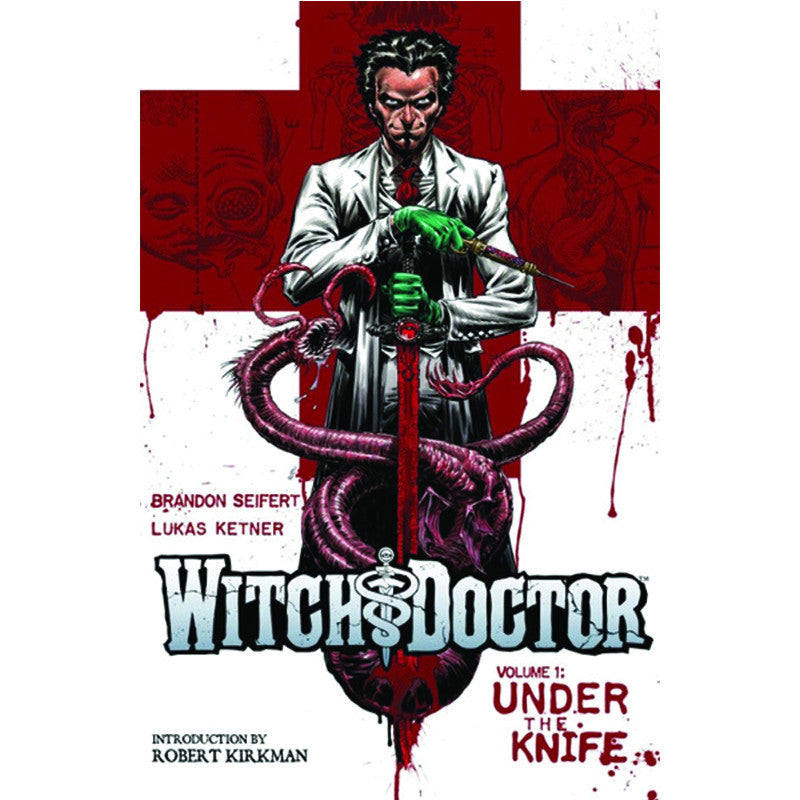 "WITCH DOCTOR Volume 1 - ""Under the Knife"""