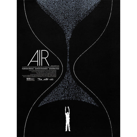 AIR Mondo Movie Poster SDCC