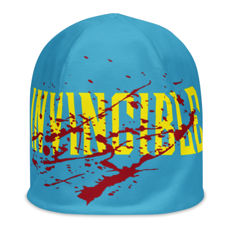 "Invincible ""Bloody Logo"" - Beanie"