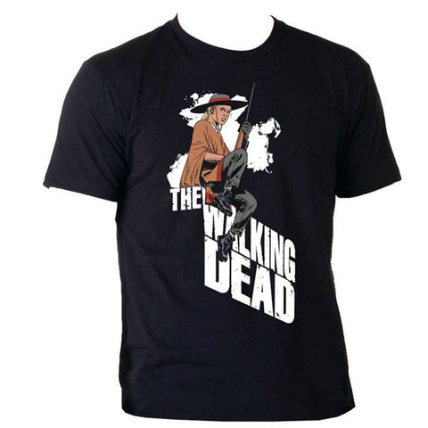 "THE WALKING DEAD ""Andrea"" T-shirt (Men's)"