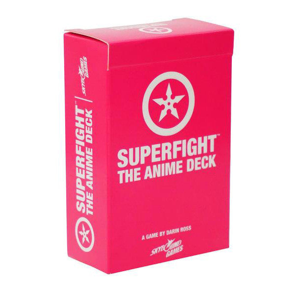 SUPERFIGHT: The Anime Deck