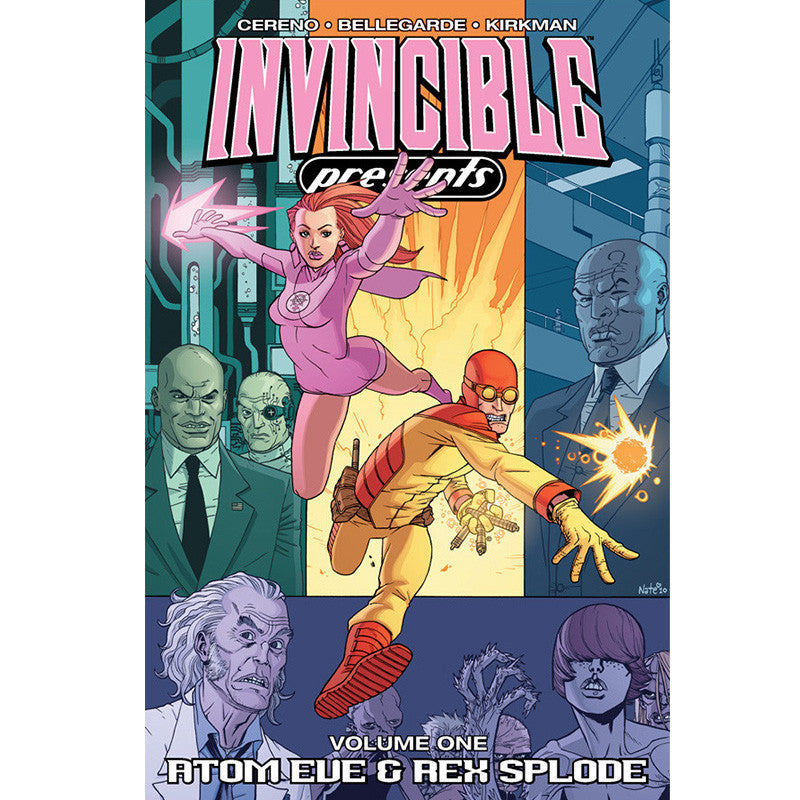 INVINCIBLE PRESENTS ATOM EVE & REX SPLODE