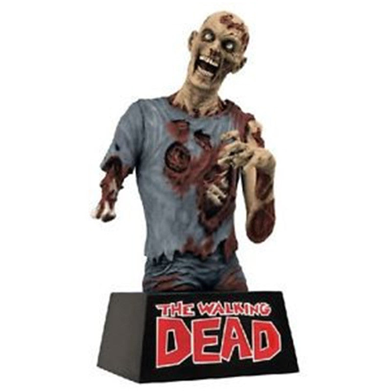 THE WALKING DEAD Zombie Color Bust Bank