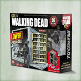 AMC's THE WALKING DEAD Construction Set - Lower Prison Cell