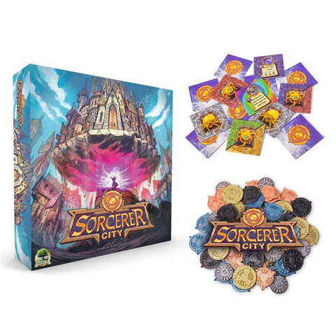 Sorcerer City - Entertainment Bundle Pack