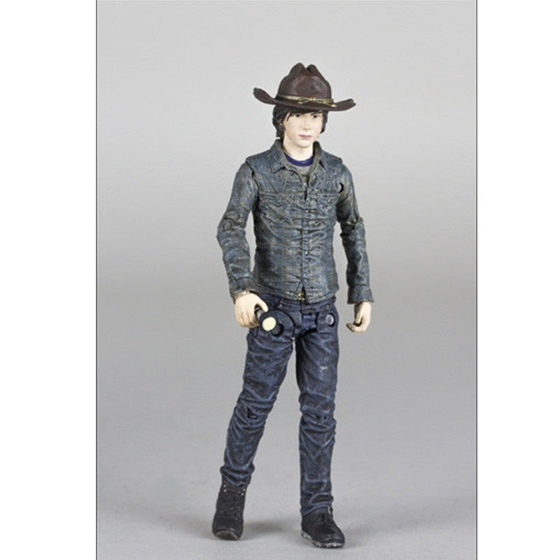 AMC s THE WALKING DEAD TV Series 7 Carl Grimes Action Figure – Skybound 51d2f72b8465