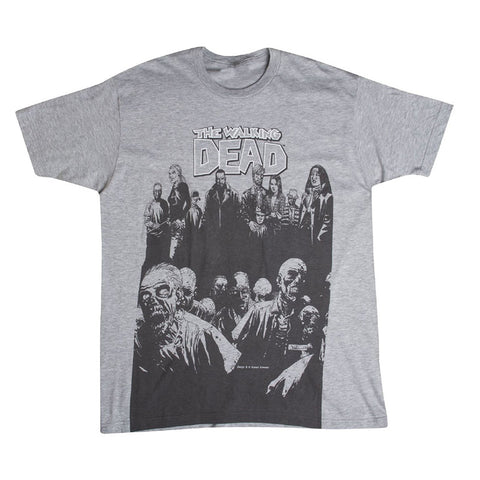 "THE WALKING DEAD ""Cast"" T-Shirt"
