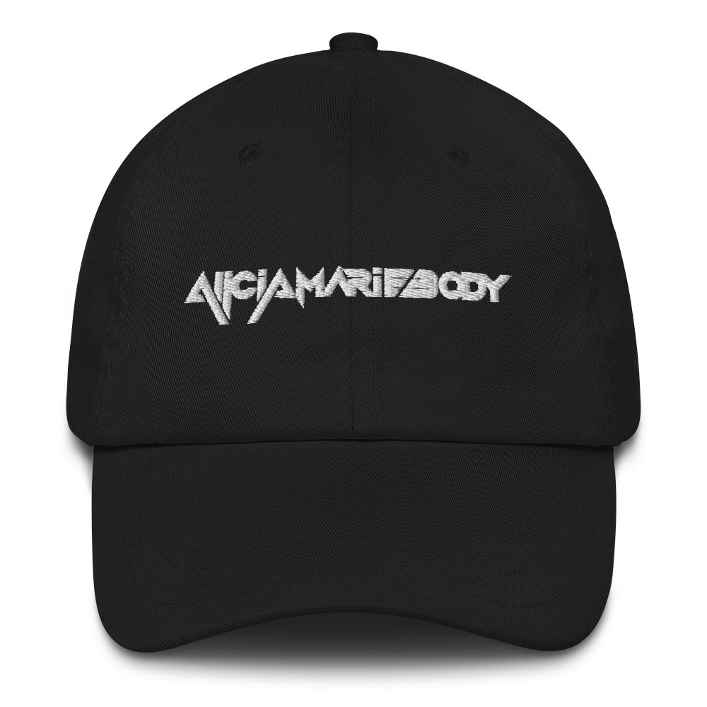 "Alicia Marie Body ""Logo Embroidered"" - Dad hat"