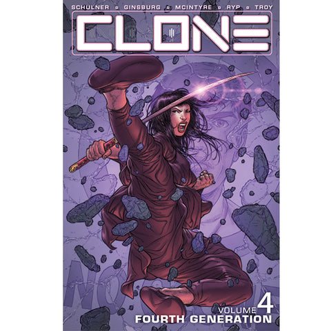 CLONE Volume 4: Fourth Generation