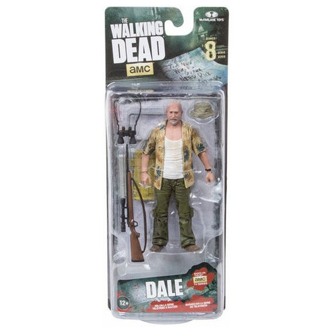 AMC's THE WALKING DEAD TV Series 8 Dale Horvath Action Figure