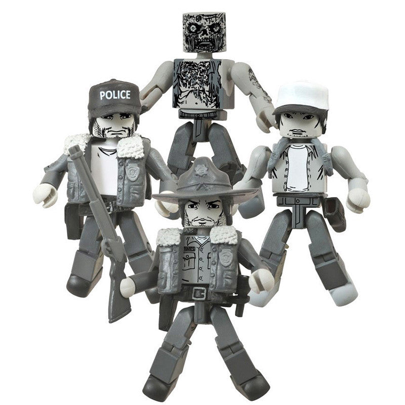 THE WALKING DEAD Minimates - Days Gone Bye Box Set