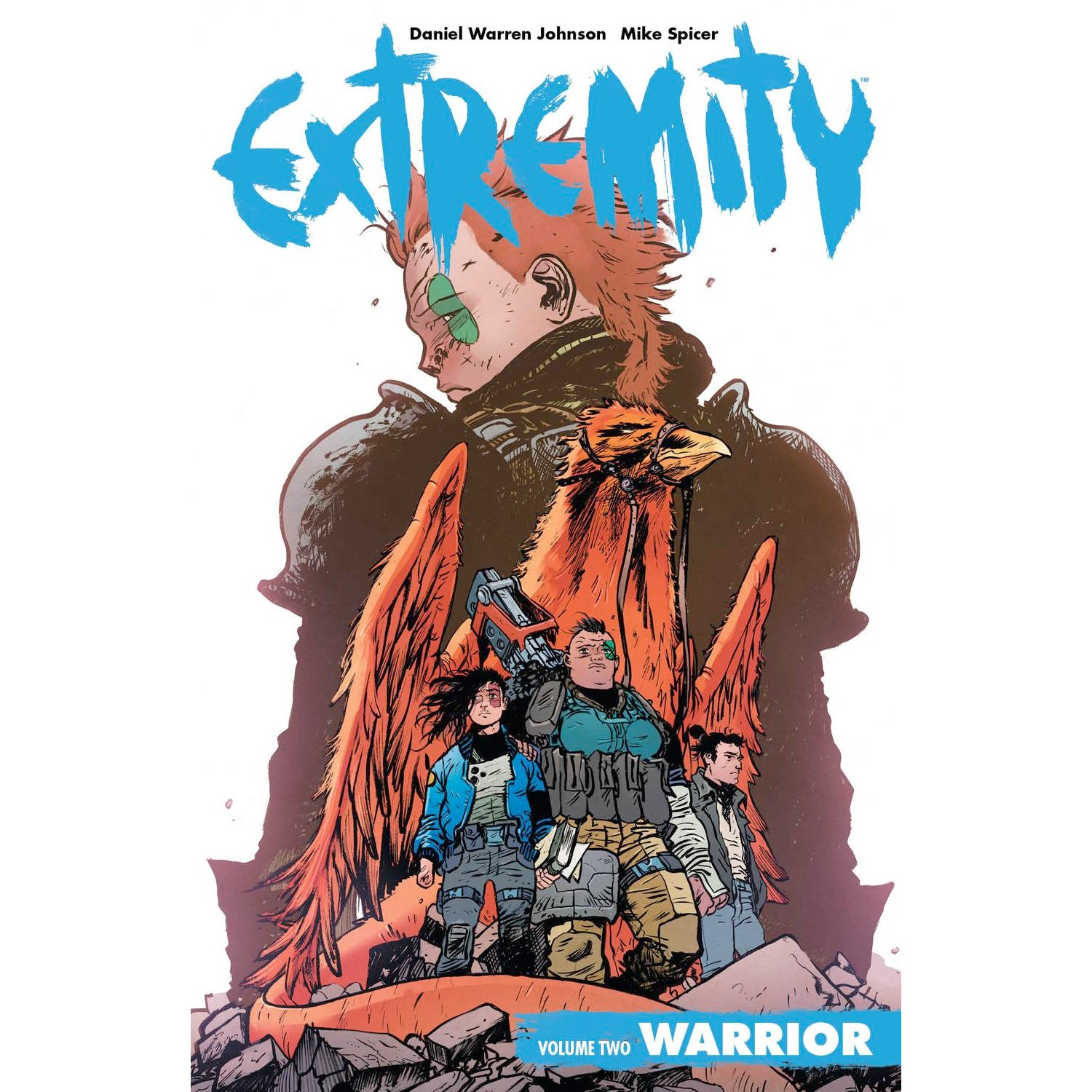 "EXTREMITY Volume 2 - ""Warrior"""