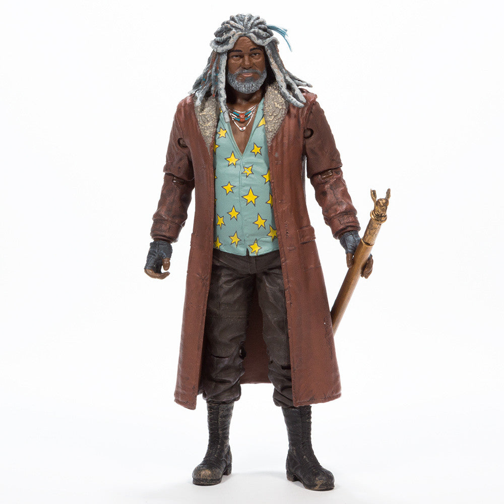 THE WALKING DEAD Ezekiel Action Figure (Color)