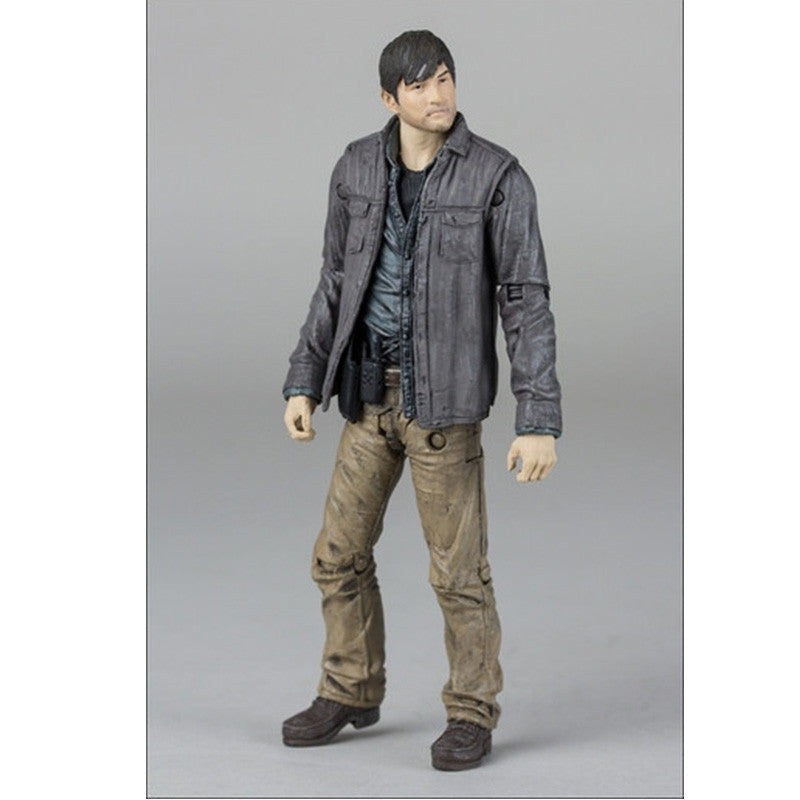 AMC's THE WALKING DEAD TV Series 7 Gareth Action Figure