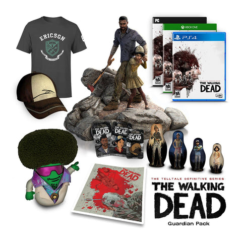 The Walking Dead: The Telltale Definitive Series - Guardian Pack - Pre-Order